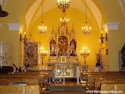 Capilla de la Magdalena en Llanes. En pleno casco histórico de la Villa