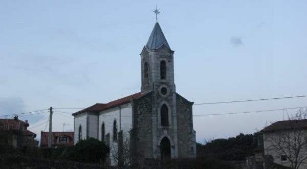 Capilla de Santa Marina en Buelna