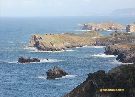 Playas de llanes con bandera azul en 2017. Las mejores Playas de Llanes recomendadas por Casa Rural La Boleta