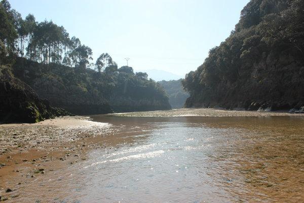 Ruta del río Puron