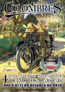 IV Concentración motos clasicas de colombres