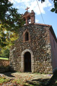 capilla de san pedro riegu casa rural la boleta e1497915180249 200x300 - Capilla de San Pedro en Riegu