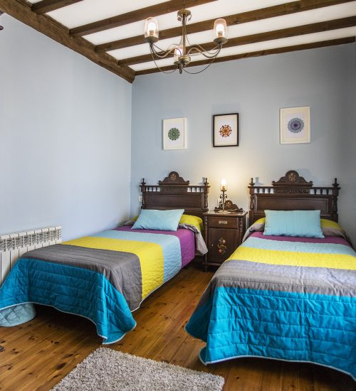 apartamento rural peña tu casa rural la Boleta