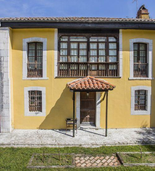 CASA RURAL EN LLANES LA BOLETA-Asturias