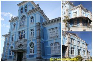 El Archivo de Indianos de Colombres cerquita de Casa rural la Boleta