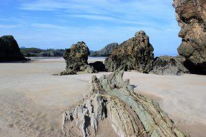 Playa de Barro, Llanes, Casa rural la Boleta. 5 km