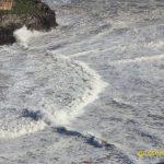 Temporal en las Playas de Llanes