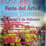 Feria del Arbol Santa Dorotea Balmori 2018. Fiestas Llanes