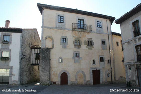 palacio del marques de gastañaga llanes asturias - Palacio del Marques de Gastañaga en Llanes
