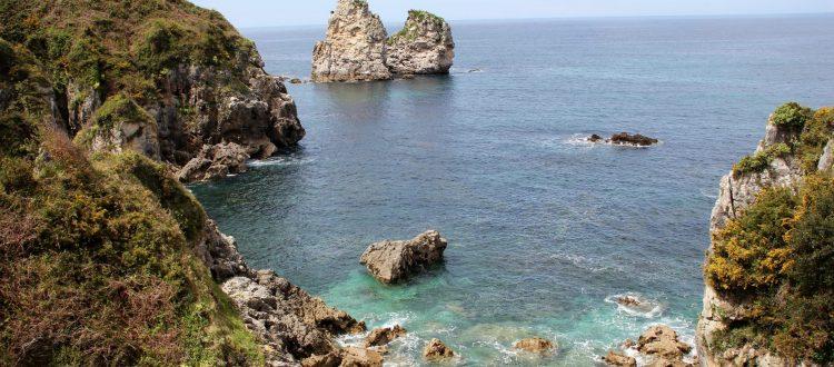 Playas de Llanes un placer para los sentidos