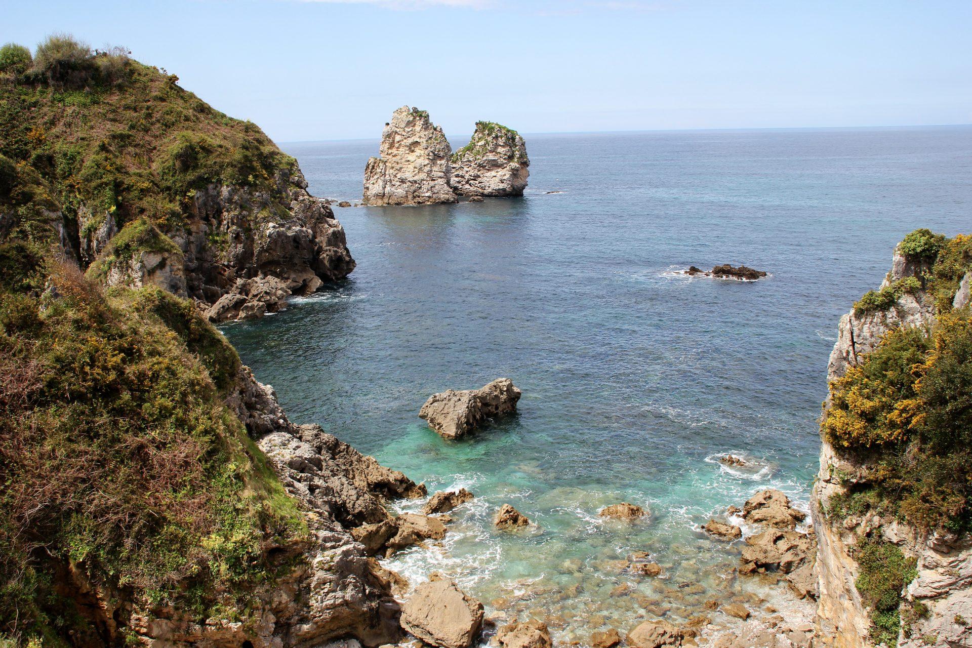 Playas de llanes casa rural la boleta - Por las Playas de Llanes