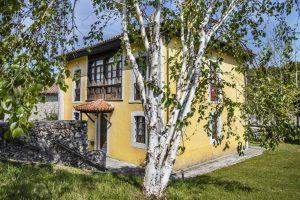 Casa Rural en Llanes Asturias LA BOLETA, Teléfoono 620 72 42 79 Vista Lateral