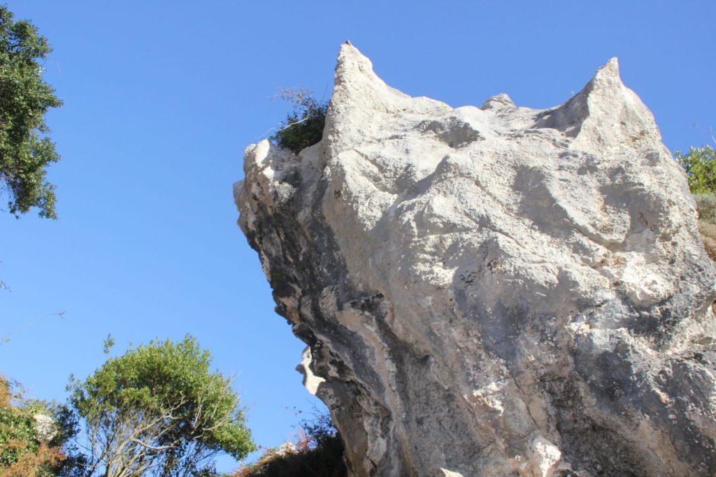 Playa de Gulpiyuri Asturias Entorno