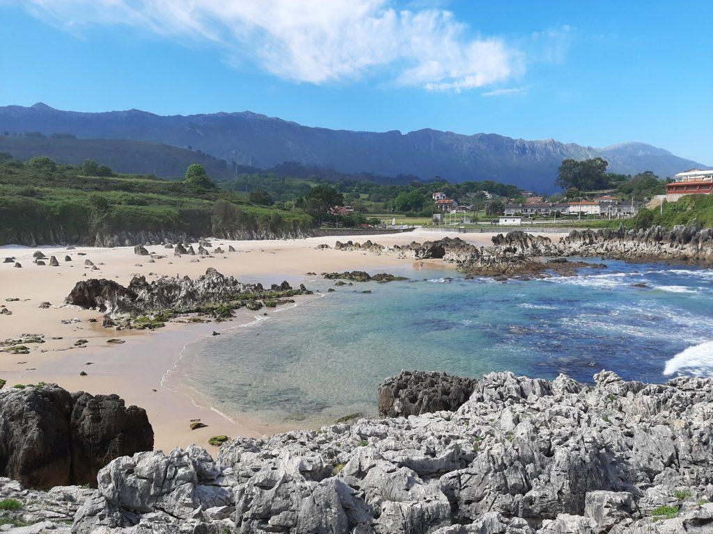 Playa de Toro en Llanes