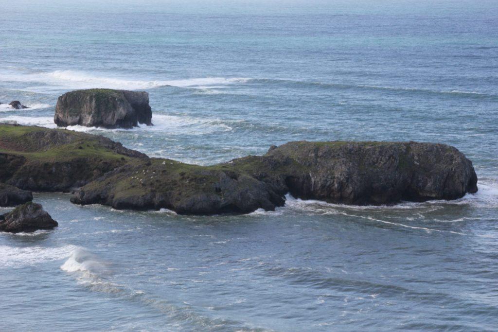 Una de las Playas Nudistas de Asturias: Torimbia
