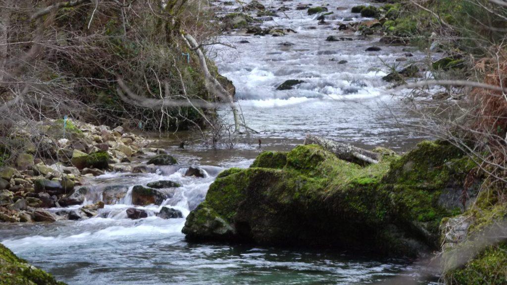Ruta del Rio Purón en Llanes Asturias